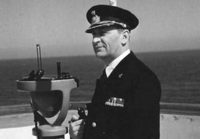 La sala del Museo del Mare sarà dedicata a Piero Calamai, comandante dell'Andrea Doria. Ecco la sua storia
