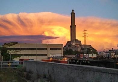 """La nuvola spettacolare e """"Le Nuvole"""" di Pivano e De André. Le vostre foto in un video"""