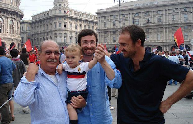 Tursi ricorda Alfredo Bruzzone, storico segretario generale dell'Ascom, scomparso nei giorni scorsi