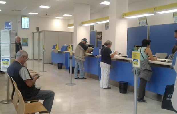 Ufficio Postale San Lorenzo Nuovo : Montegiordano l ufficio postale esce finalmente dal
