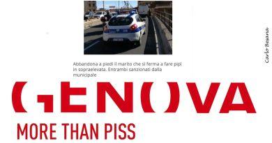 "La vignetta di Besana: ""Genova More Than Piss"""
