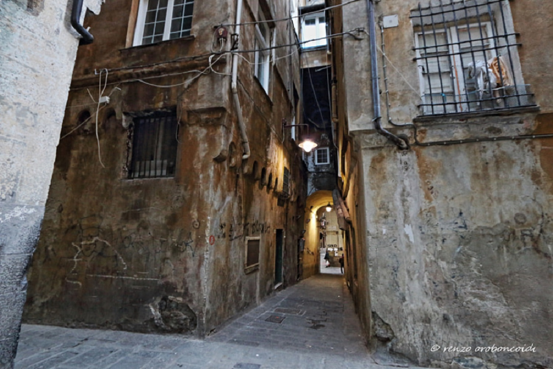 Nel ghetto ebraico in occasione della giornata della - Genova porta principe ...