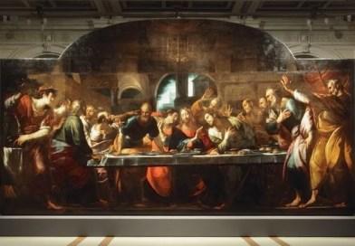"""Il recupero della tela più grande di Genova, grande quanto un monolocale: """"L'ultima cena"""" di Procaccini"""