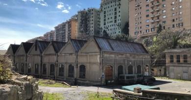 Gavoglio, parte il progetto del parco urbano. Tursi cerca finanziatori per decidere il futuro del resto dello spazio – FOTO E VIDEO