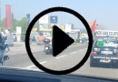 Partito il Giro dell'Appennino, ecco tutti i divieti e i cambi di senso di marcia a Genova – IL VIDEO