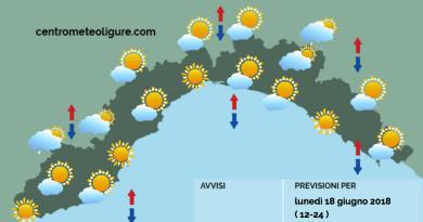 Meteo Limet, l'estate entra sicura: temperature fino a 30 gradi