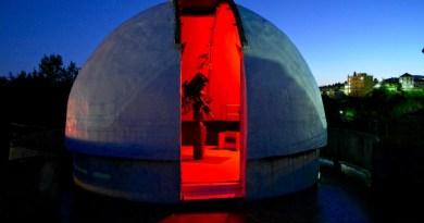 Lezioni teorico pratiche di astronomia dal 25 di ottobre