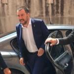 Salvini è arrivato a Genova, parteciperà al consiglio dei ministri straordinario in prefettura
