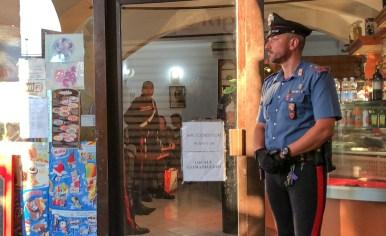 nas bar cinese carabinieri sottoripa