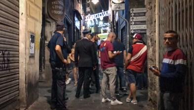 carabinieri via della maddalena centro storico 4 canti di san francesco