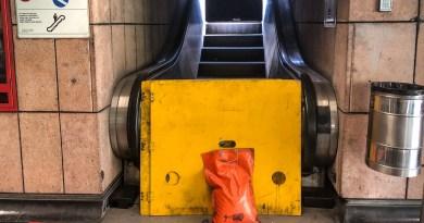 Fontana (Lega), interpellanza a Tursi per la scala della metro che non ha mai funzionato
