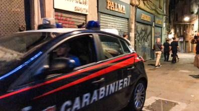 carabinieri san luca centro storico