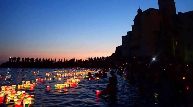 Stella Maris a Camogli il 5 agosto, apericena in sup o kayak