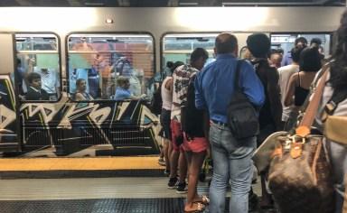 metro folla