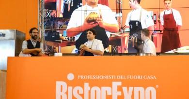 Parata di cuochi celebri alle masterclass RistorExpo, c'è anche Colagreco, terzo al mondo