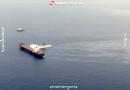 Collisione tra navi, l'inquinamento si allontana dalle coste liguri
