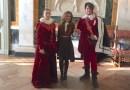 Tour guidato nei palazzi dei Rolli con i figuranti in abiti storici