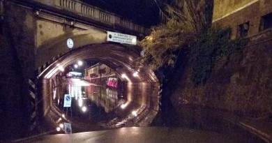 """Allagamenti del sottopasso di via Pacoret de St.Bon, Fanghella: """"Via ai lavori della Carmagnani"""""""