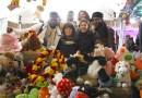 Torna il Rigiocattolo, giovani e bambini in piazza per aiutare l'Africa