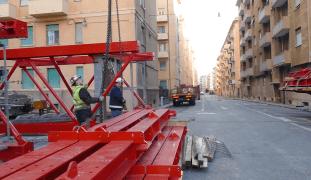 ponte morandi demolizione pila 1024