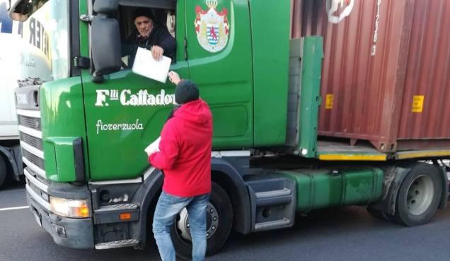 sciopero camion lantena21