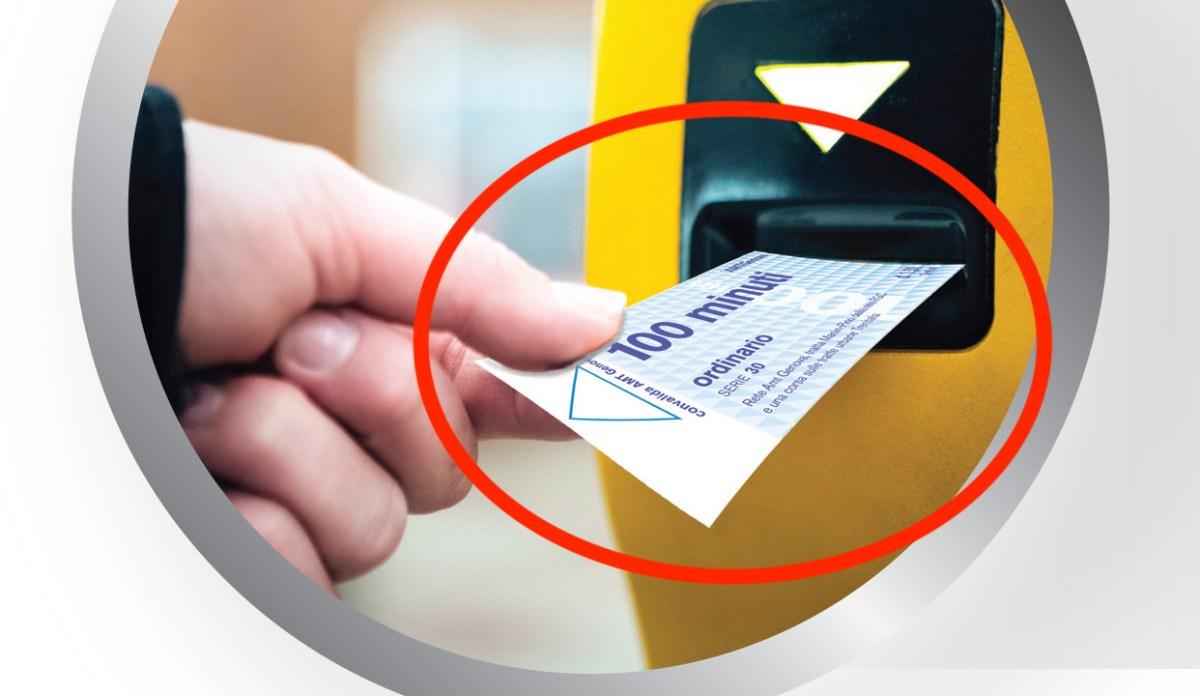 Campagna contro i portoghesi sui bus, ma il biglietto Amt è timbrato dalla parte sbagliata