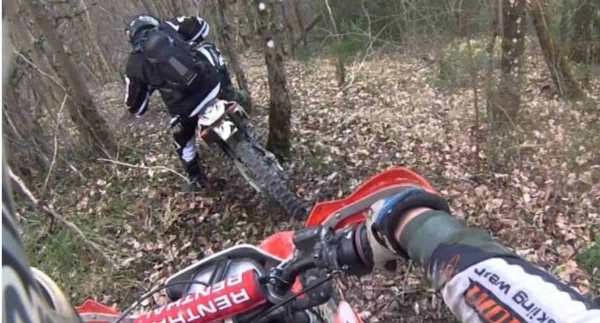 Motociclista genovese muore facendo cross a Voltaggio