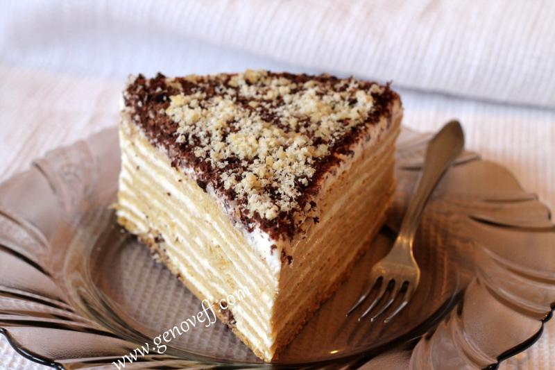 Френска селска торта (2/6)