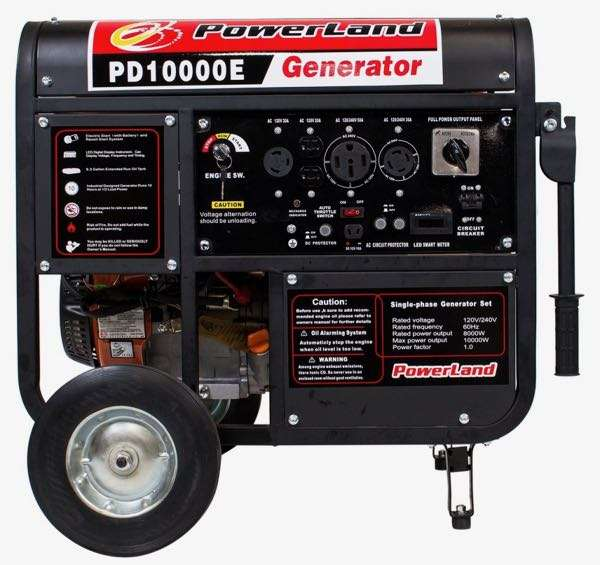PowerLand PD10000E