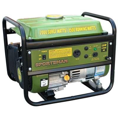 Sportsman GEN154 2000W generator