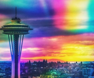 Seattle LGBTQ Organizations and Periodicals Timeline