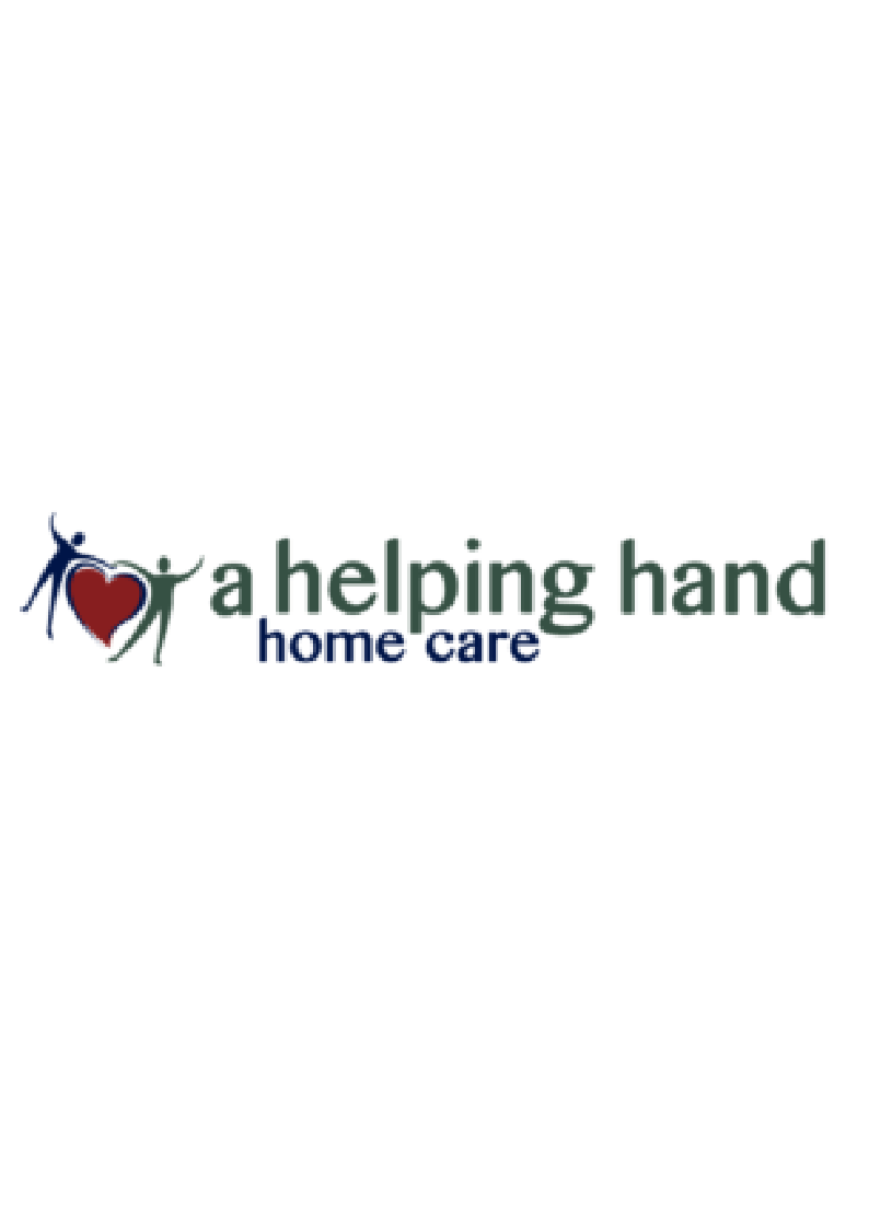 a helping hand logo
