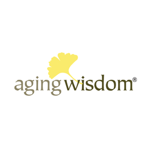 aging wisdom logo