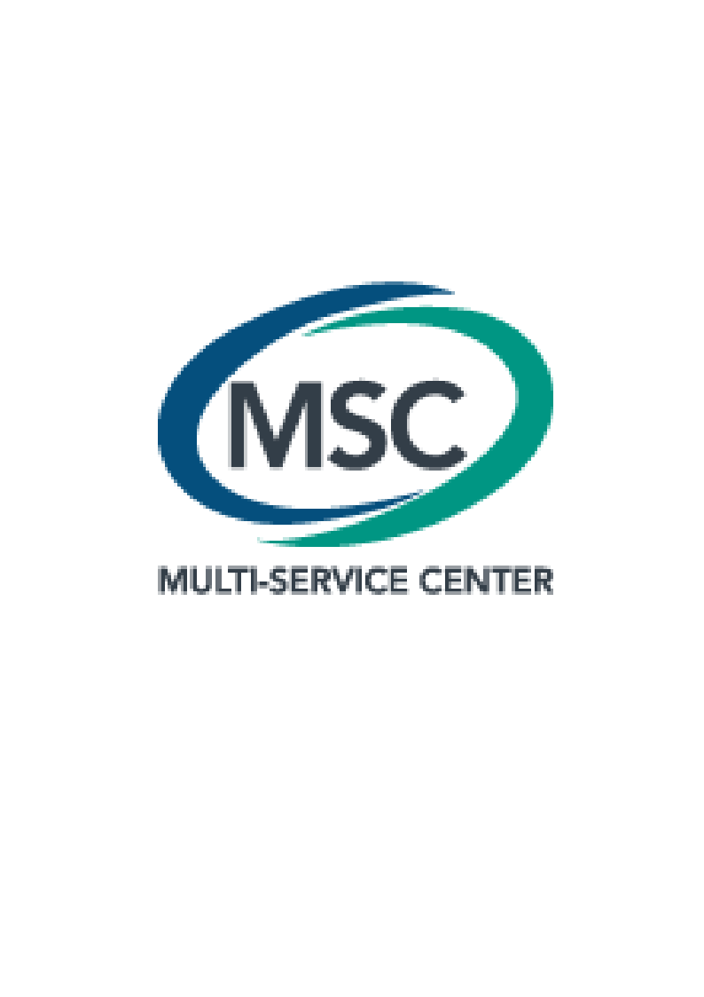 MSC Mult-Service Center logo