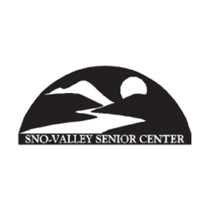 SNO-VALLEY SENIOR CENTER logo