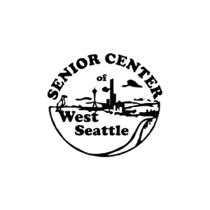 SENIOR CENTER of West Seattle logo