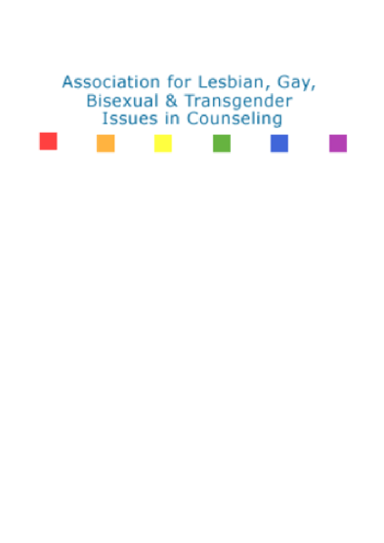ALGBTIC – Association for LGBT Issues in Counseling