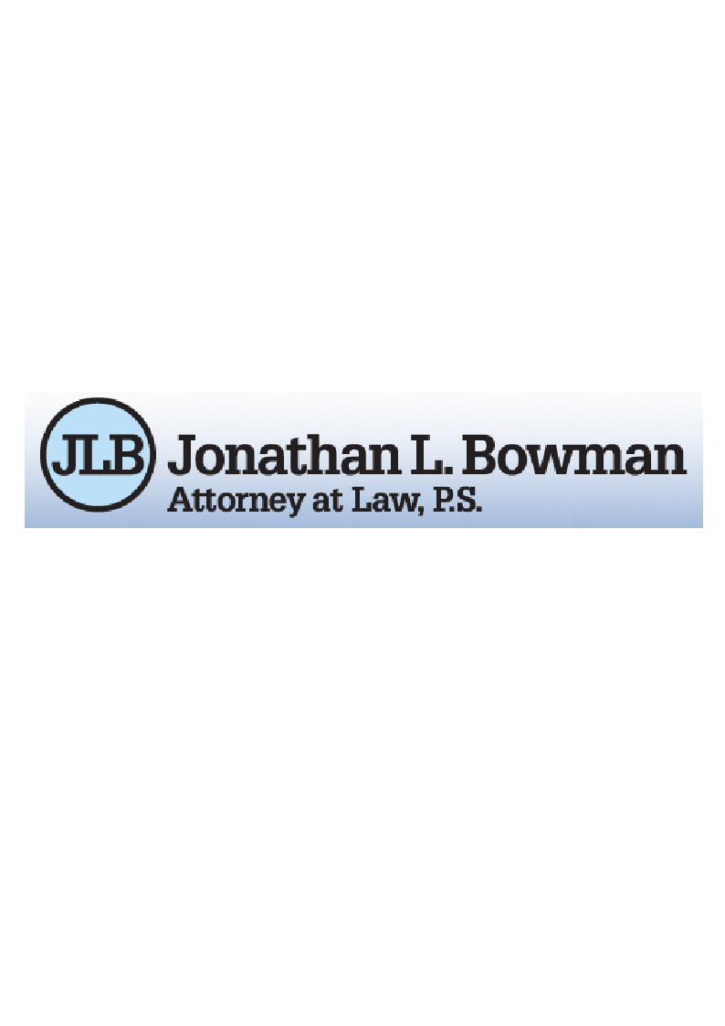 Jonathan L. Bowman Attorney at law, P.S. logo