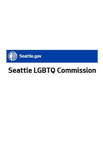 Seattle LGBTQ Commission