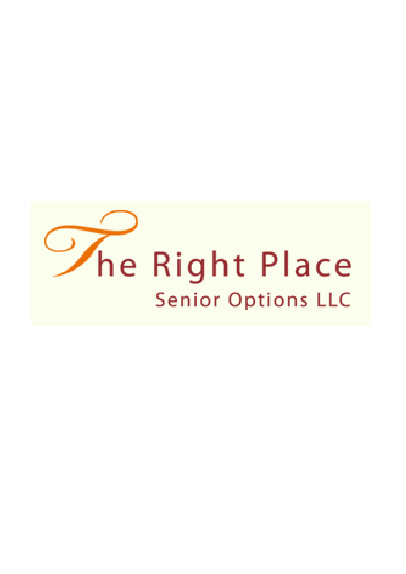 The Right Place senior options LLC logo