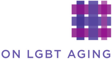 On LGBT Aging logo