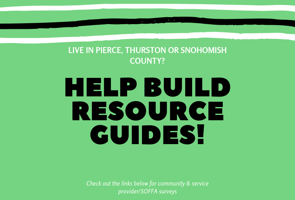 help build resource guides