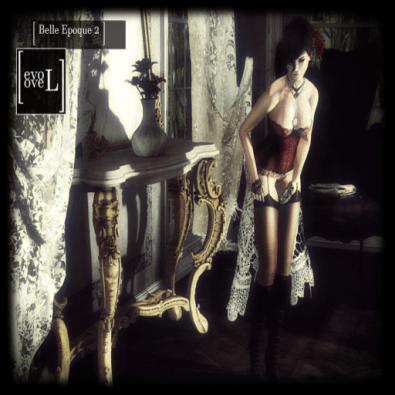 evoLove - Belle Epoque Pose 2