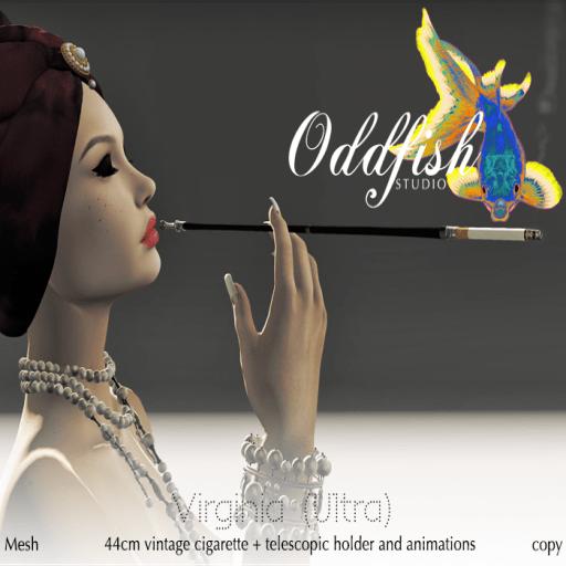 Oddfish - Ultra Cig