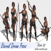 Eternal Dream Poses