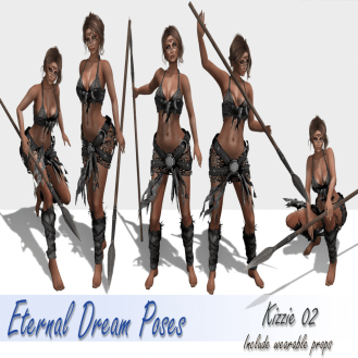 Eternal Dream Poses