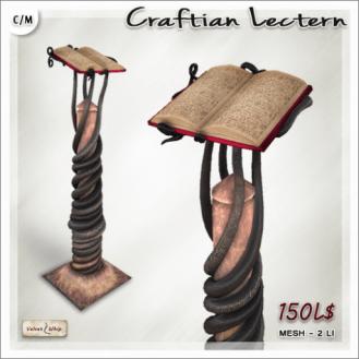 ad-craftian-lectern