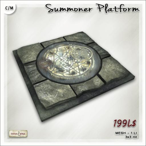 AD [V_W] Summoner Platform