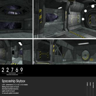 22769 - Starship Skybox [ad]