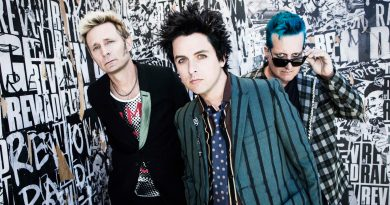 Green Day press photo
